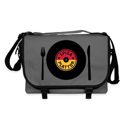 SPISA PLATTOR Väskor & ryggsäckar - Axelväska