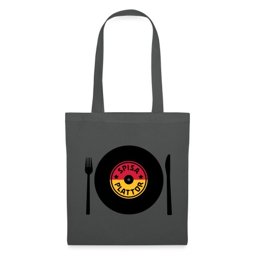 SPISA PLATTOR Väskor & ryggsäckar - Tygväska