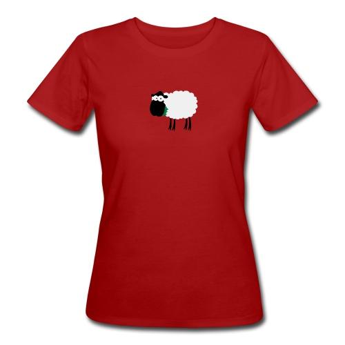 Schaf Dirndl klimaneutral - Frauen Bio-T-Shirt