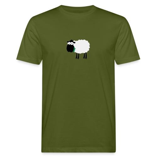 Schaf Bua klimaneutral - Männer Bio-T-Shirt