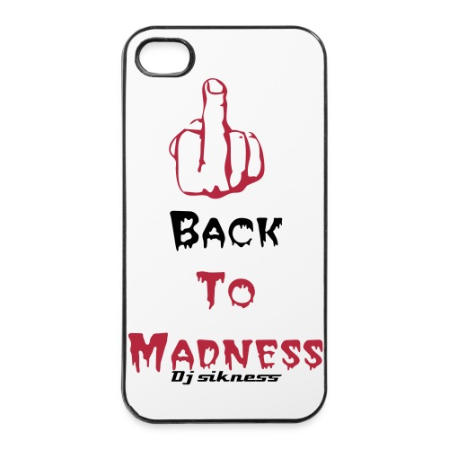 Official Dj sikness coque iPhone 4/4S - Coque rigide iPhone 4/4s