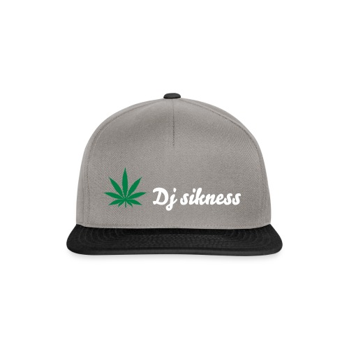snapback Sikness - Casquette snapback