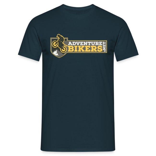 Adventure Bikers T Shirt - Chest Logo
