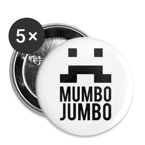 Mumbo Jumbo Badges! - Buttons medium 32 mm