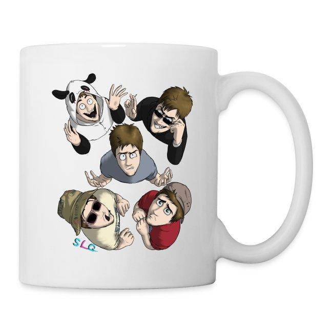 Mug Salut les Geeks Saison 4