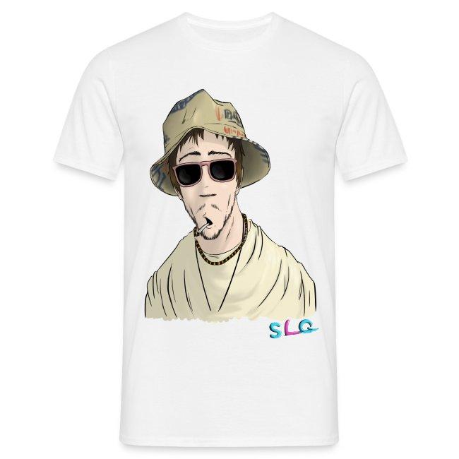 T-Shirt Hippie (Homme)