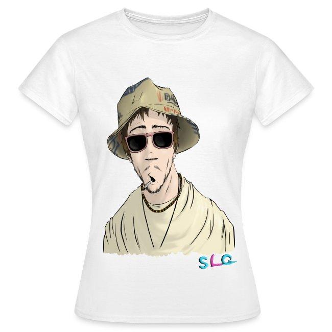T-Shirt Hippie (Femme)