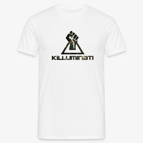 KILLUMINATI - CAMOUFLAGE  - Männer T-Shirt