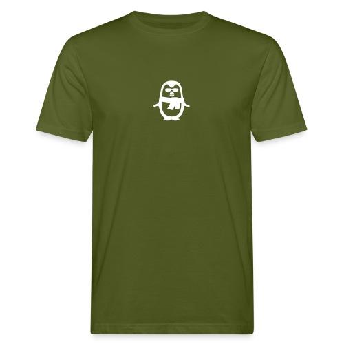 cooler Pinguin Bua klimaneutral - Männer Bio-T-Shirt