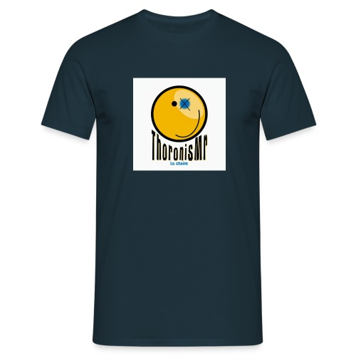 Tshirt Homme de la chaîne - T-shirt Homme