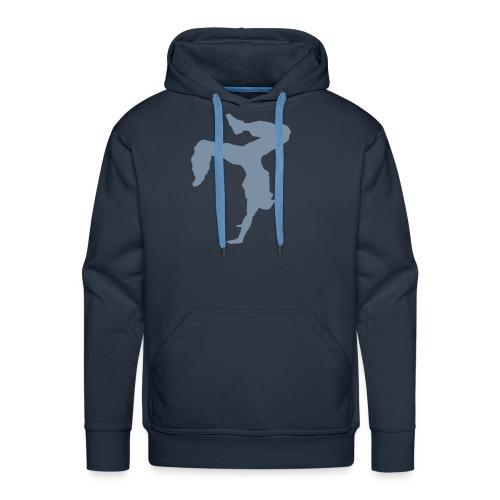 Breakdance - Mannen Premium hoodie