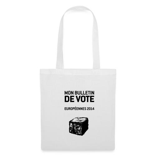 SAC en tissu européennes 2014 - Tote Bag
