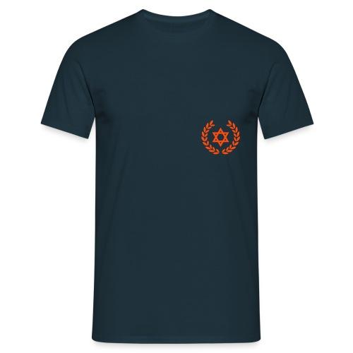 David Cross on heart - T-shirt Homme