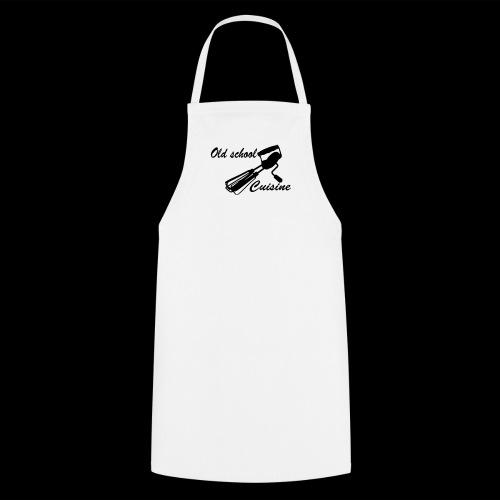 Cuisine old school - Tablier de cuisine