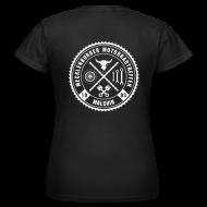 T-Shirts ~ Frauen T-Shirt ~ Biker Motiv T-Shirt für Frauen