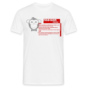 PROMOTE REASON SA - Men's T-Shirt