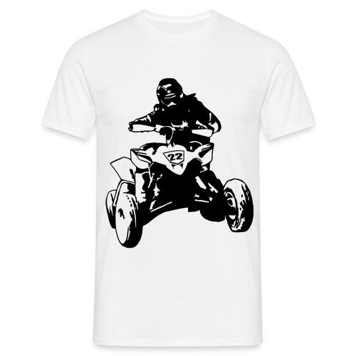 quad  - T-shirt Homme