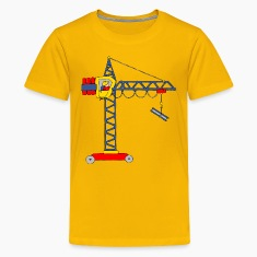 Tower Crane Shirts