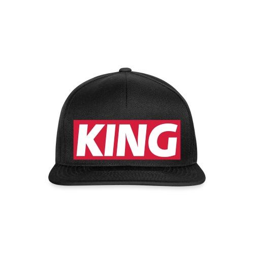 Kngs#1 - Snapback Cap
