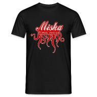 Camisetas ~ Camiseta hombre ~ Miska Tonic Water (Red)