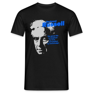 The Good Life - Bertrand Russell - Men's T-Shirt
