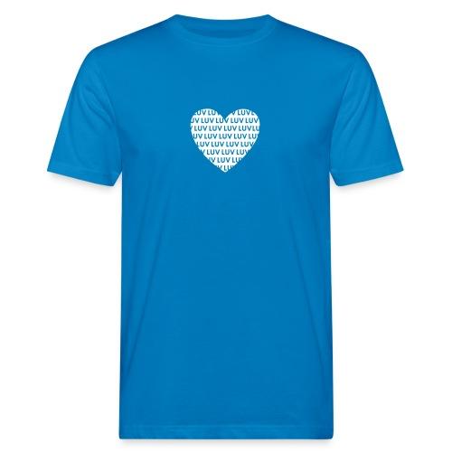 LUV Bua klimaneutral - Männer Bio-T-Shirt