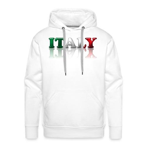 ITALY  - Sweat-shirt à capuche Premium pour hommes