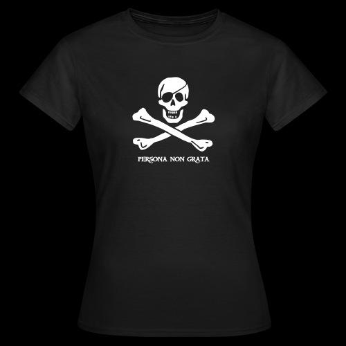 ~ persona non grata ~ - Frauen T-Shirt