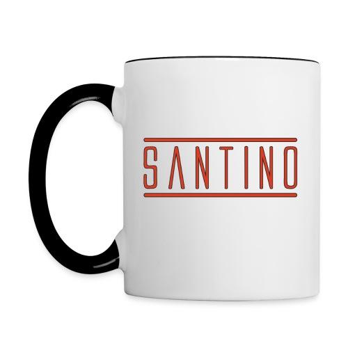 SANTINO MUG - Mug contrasté