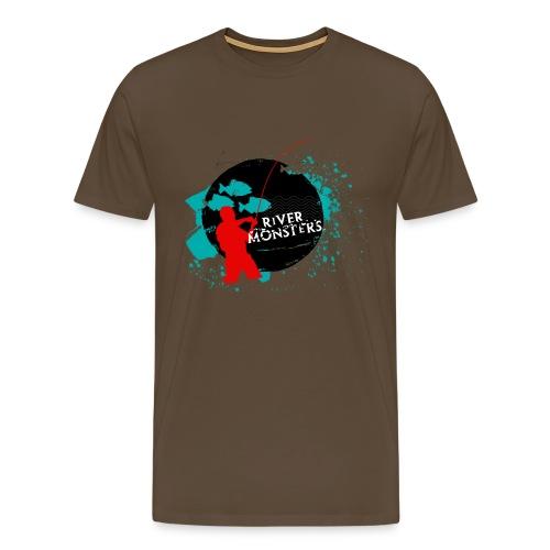 Men's River Monsters T-Shirt - Men's Premium T-Shirt