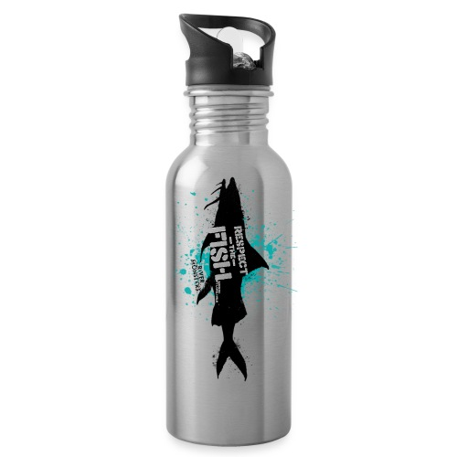 River Monsters Water Bottle - Water Bottle