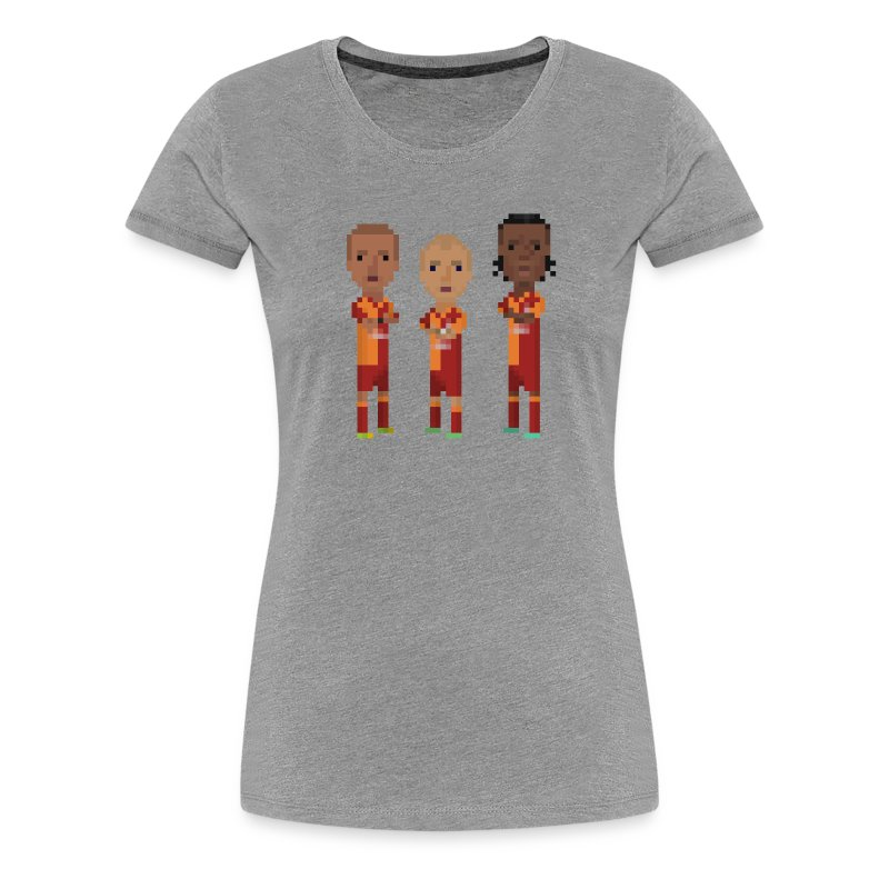 Women T-Shirt - Gala trio - Women's Premium T-Shirt