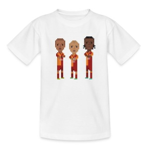 Teen T-Shirt - Gala trio - Teenage T-shirt