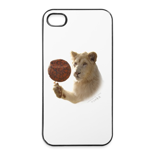 Coque iPhone 4/4S Timba ballon - Coque rigide iPhone 4/4s