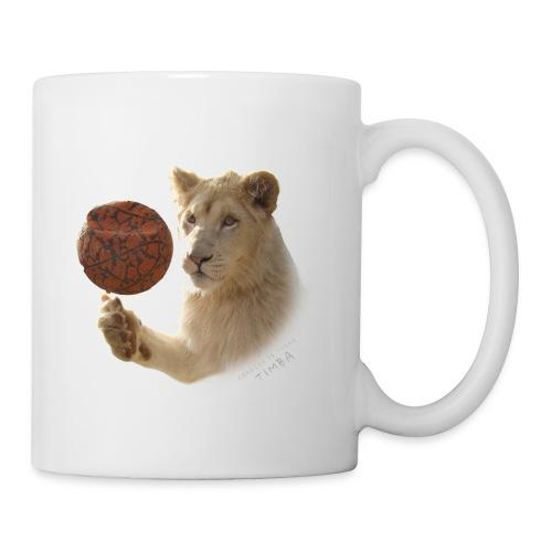 Mug Timba ballon - Mug blanc