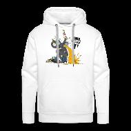 Hoodies & Sweatshirts ~ Men's Premium Hoodie ~ Suff Crew Caricature Hoodie