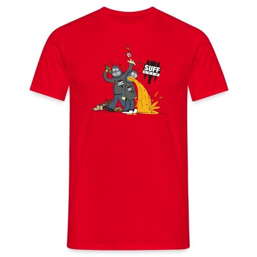 Suff Crew Caricature T-Shirt - Men's T-Shirt