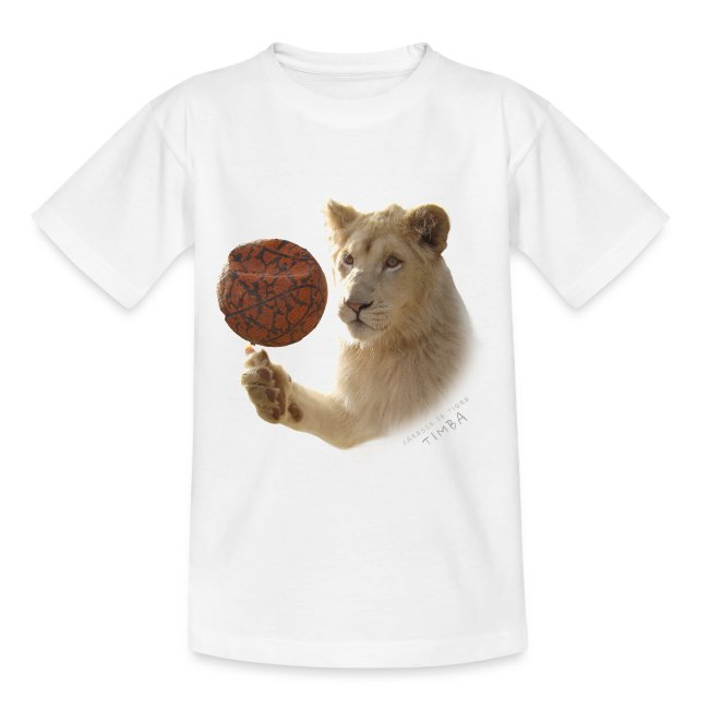 T-Shirt Enfant Timba ballon