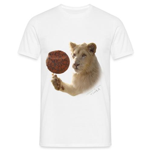 T-Shirt Homme Timba ballon - T-shirt Homme