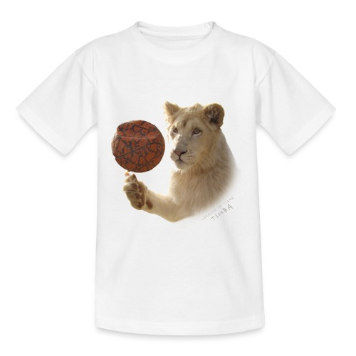 T-Shirt Ado Timba ballon - T-shirt Ado