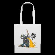 Bags & Backpacks ~ Tote Bag ~ Suff Crew Caricature Bag