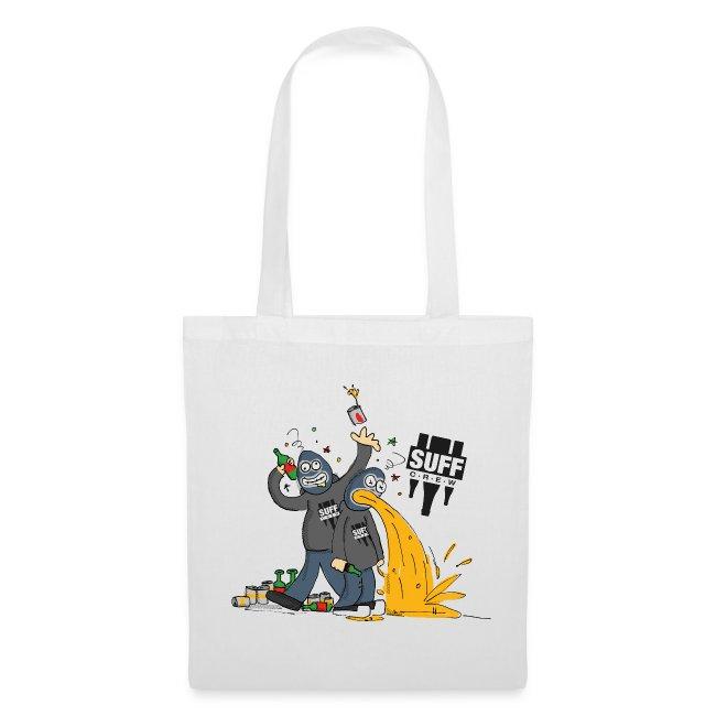 Suff Crew Caricature Bag