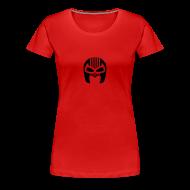 T-Shirts ~ Women's Premium T-Shirt ~ Snuff Crew Mask T-Shirt Standard red Girls