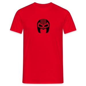 Snuff Crew Mask T-Shirt Standard red - Men's T-Shirt