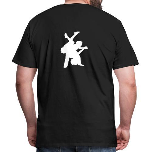 Head down - back - T-shirt Premium Homme