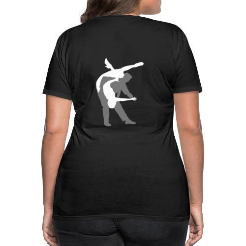 Swing rock - back - T-shirt Premium Femme