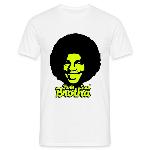 funk soul - Men's T-Shirt