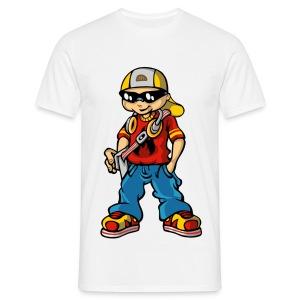 mister dj - Men's T-Shirt