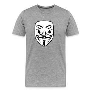 Anonymous breton hermine - T-shirt Premium Homme