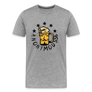 Anonymousse - T-shirt Premium Homme